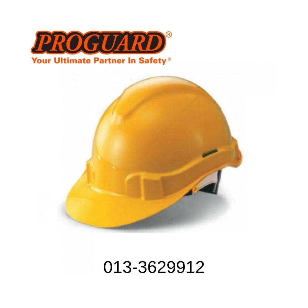 Proguard Advantage 1 Safety Helmet Slide Lock (yellow)