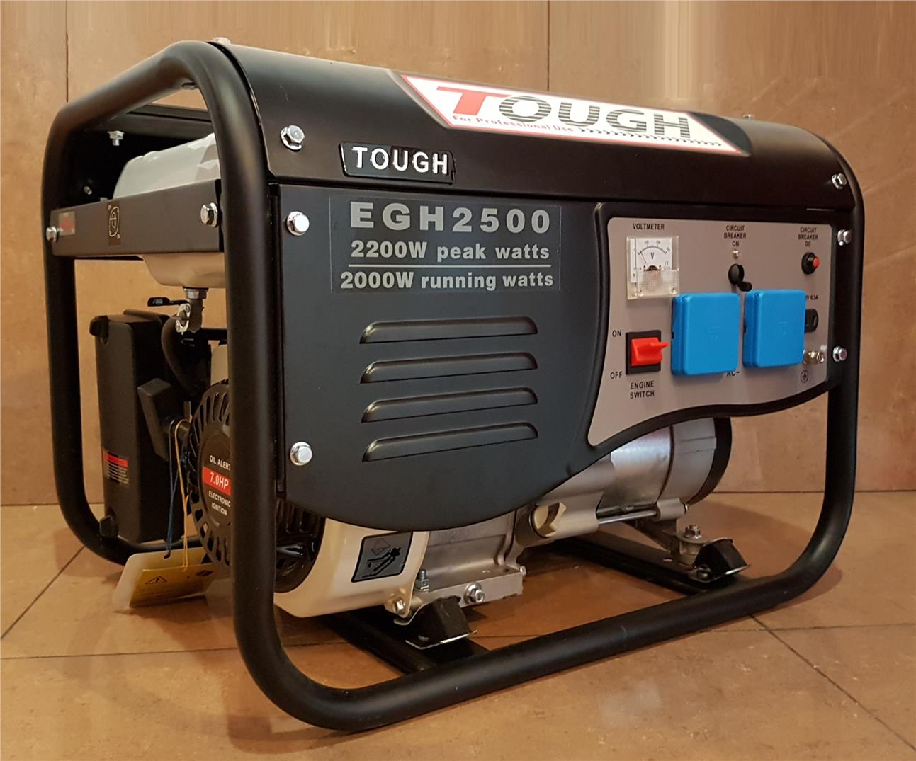 EuroX Europower EGU2500 Gasoline Generator 2.2kW